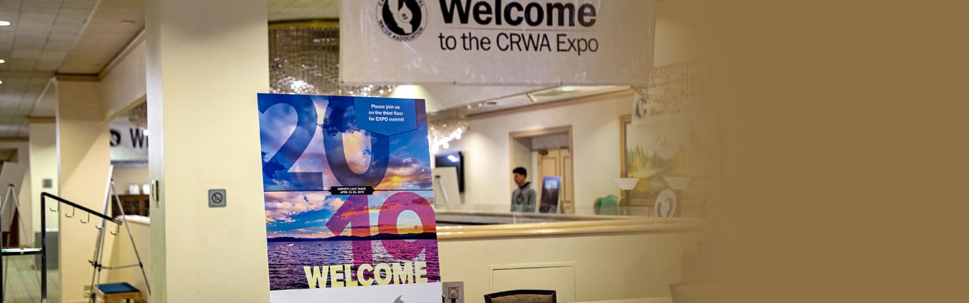 Expo – California Rural Water Association